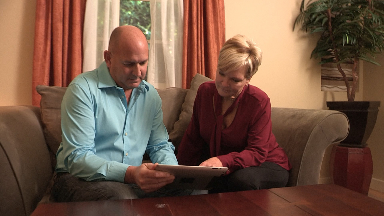 Couple Says They Want To Know Who Is Cyberstalking Their Family
