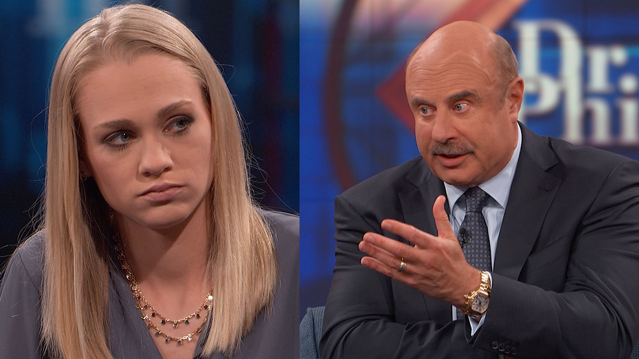 Young Woman Says She's Caught Between Twin Sister And Fiancé; Dr. Phil Tells Her Why It's Not A Choice