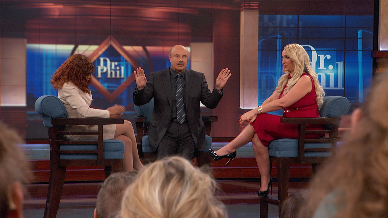 Why Dr. Phil Says Guests' Feud Has Been 'A Ridiculous Waste Of Time'