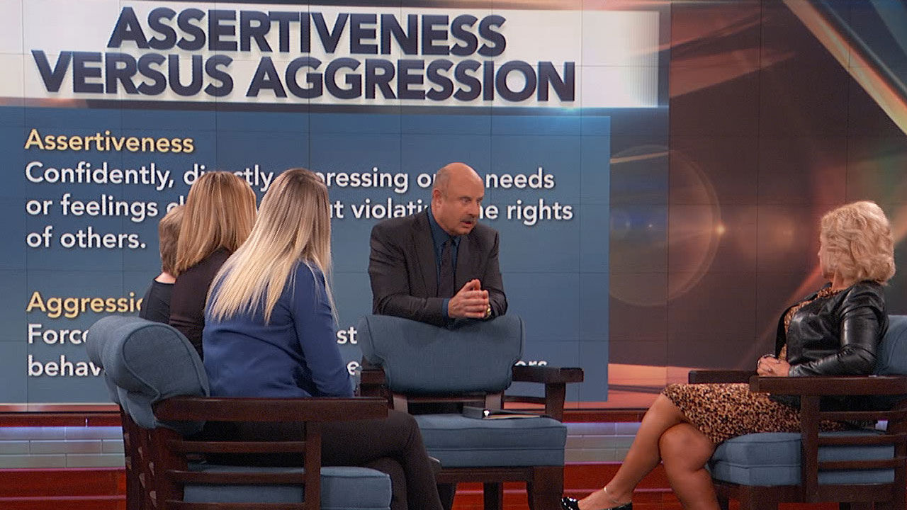 Why Dr. Phil Says 59-Year-Old Mom And Grandma May Be Acting Like A Rebellious Teenager