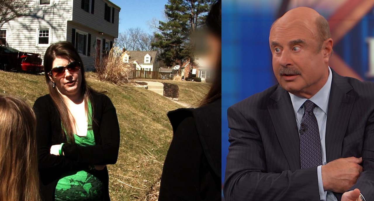 Why Dr. Phil Tells A Guest Questioning Her Sister's Children On-Camera About Custody Matters Was 'Abusive'