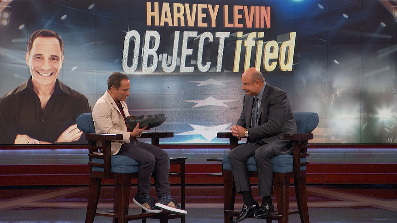 The Meaningful Possession Harvey Levin Says He Has Carried In The Trunk Of His Car For 17 Years