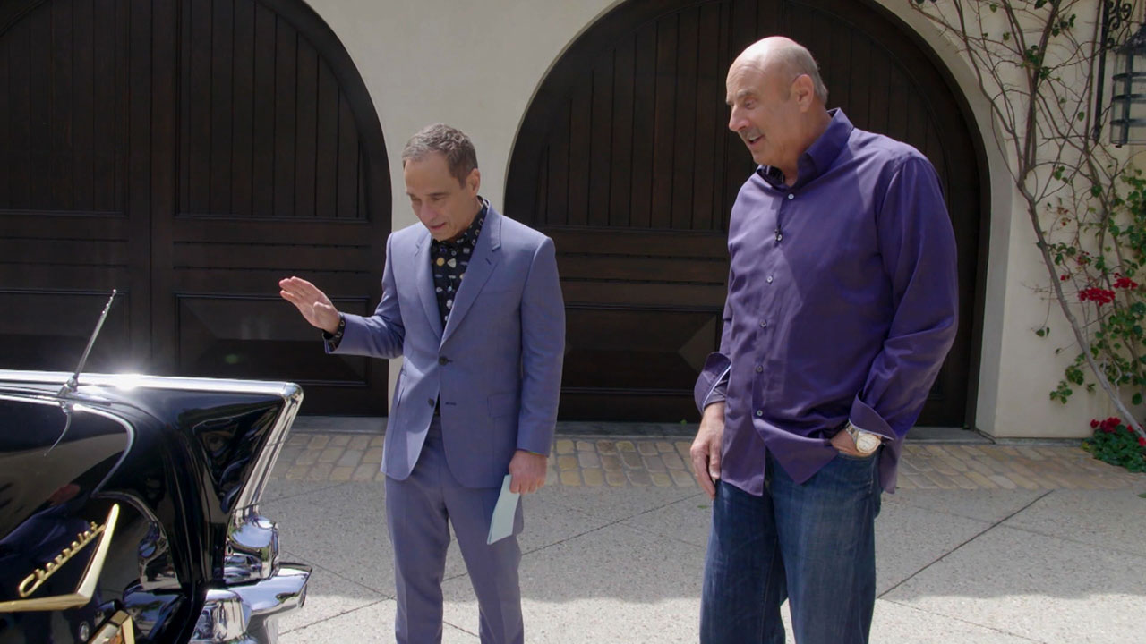 TMZ's Harvey Levin Talks About The New Season Of His Show 'OBJECTified'