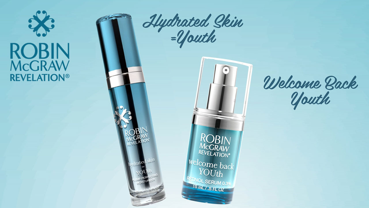 Pamper Yourself With Robin McGraw Revelation Luxury Skin Care