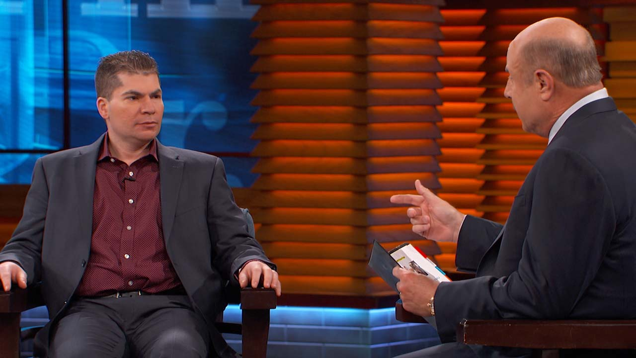 Guest To Dr. Phil: 'I Think I'm More Sociopathic Than I Like To Admit'