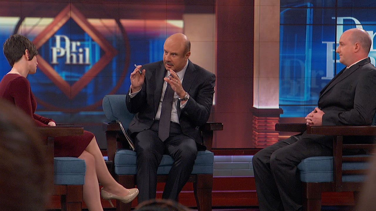 Dr. Phil To Guest: 'What Is Your Payoff For Embracing The Belief That You're Being Observed?'