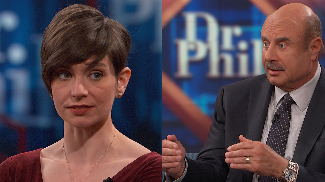 'The Good News Is, You Are Not Crazy,' Dr. Phil Tells Guest Who Claims She Hears Voices