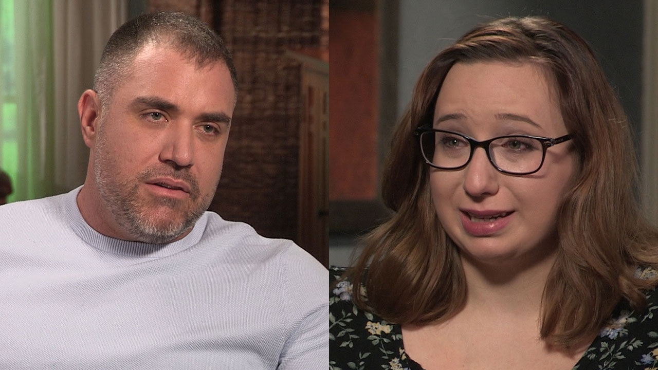 Coach Mike Bayer Speaks With Teen Victim Of Online Predator To Learn What Made Her Vulnerable