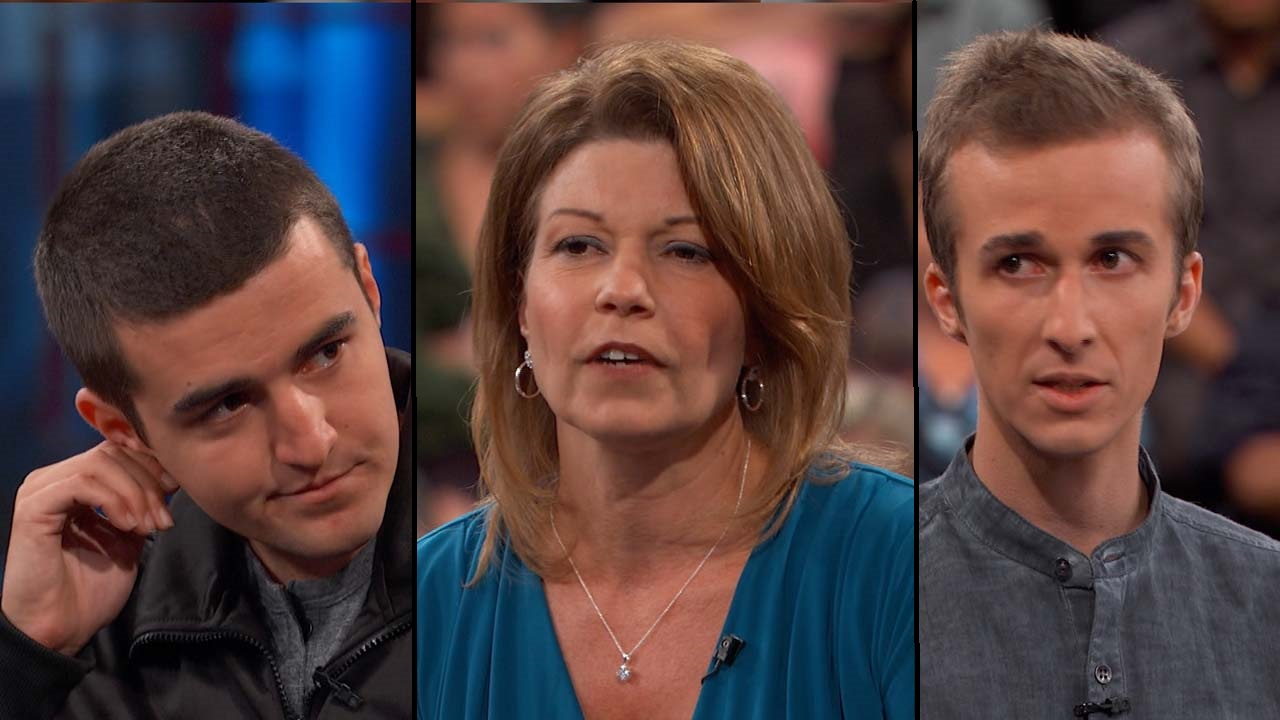 Why A Mom Says She Won't Let Adult Sons Visit In Her Home