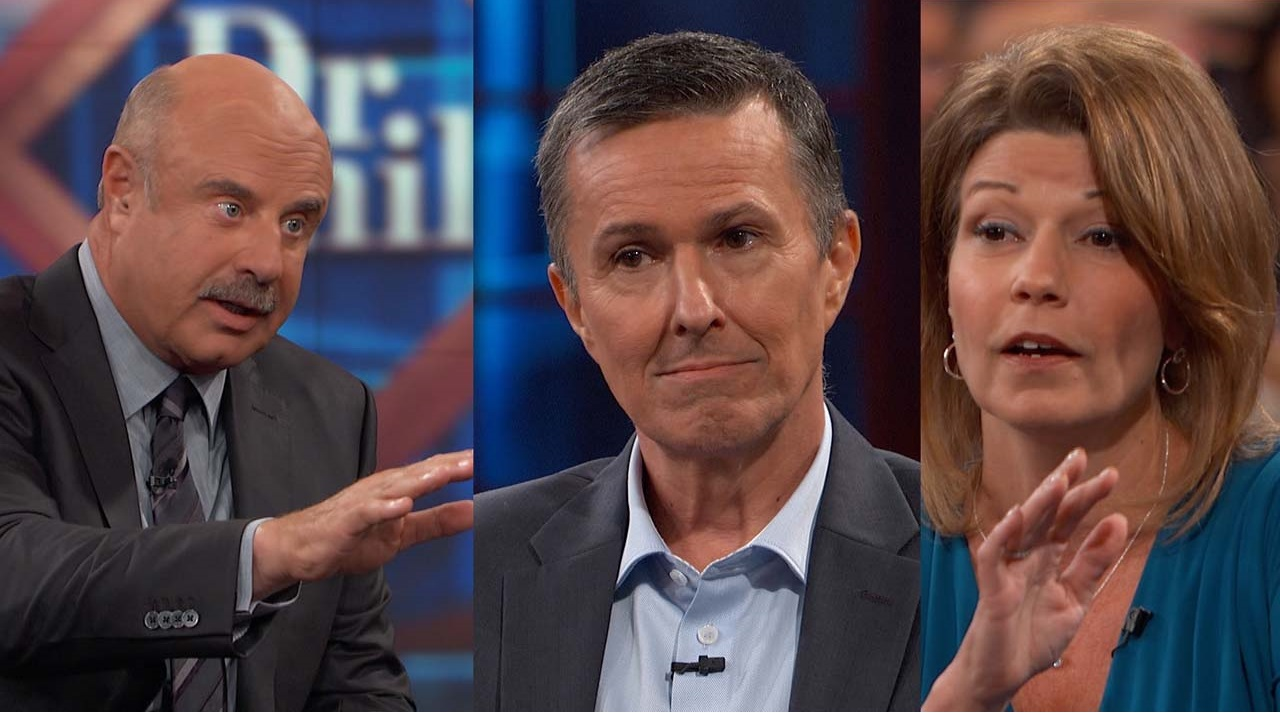 Dr. Phil To Guests Who Claim Their Sons Are Out Of Control: 'I Need You To Stop Sabotaging These Boys'