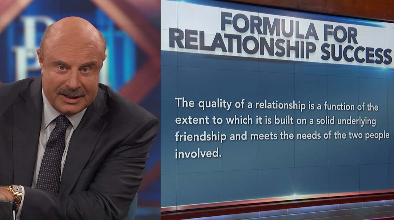 Dr. Phil On Resolving Marital Disagreements: 'The Goal Should Be That You Want Your Partner To Understand How You Feel'