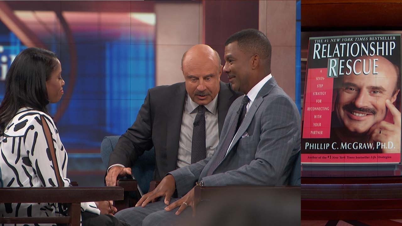 Dr. Phil On Couple Practicing 'Relationship Rescue' Reconnecting Exercise: 'This Will Be A Game-Changer'