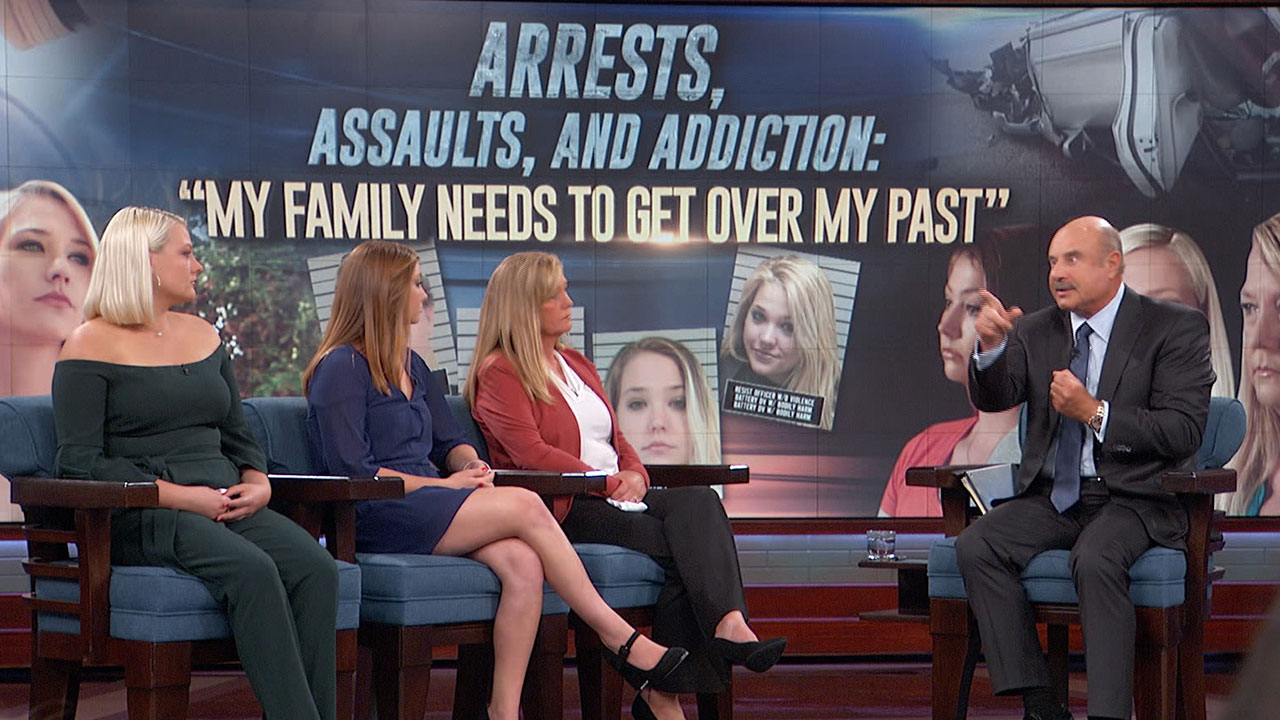 How Dr. Phil Says A Family Is Being Emotionally Extorted By Loved One