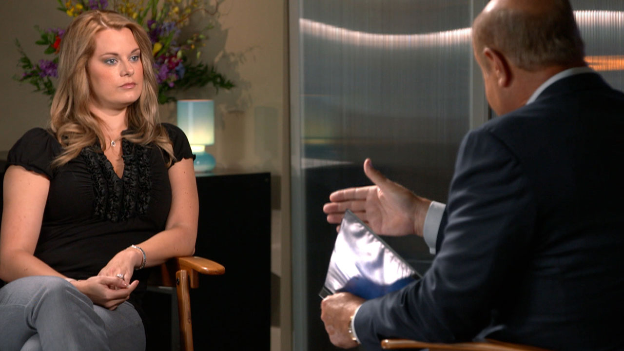 'You Had Numerous Opportunities To Reconsider This And Come To Your Senses,' Dr. Phil Tells Former Model Convicted Of Hiring A Hitman