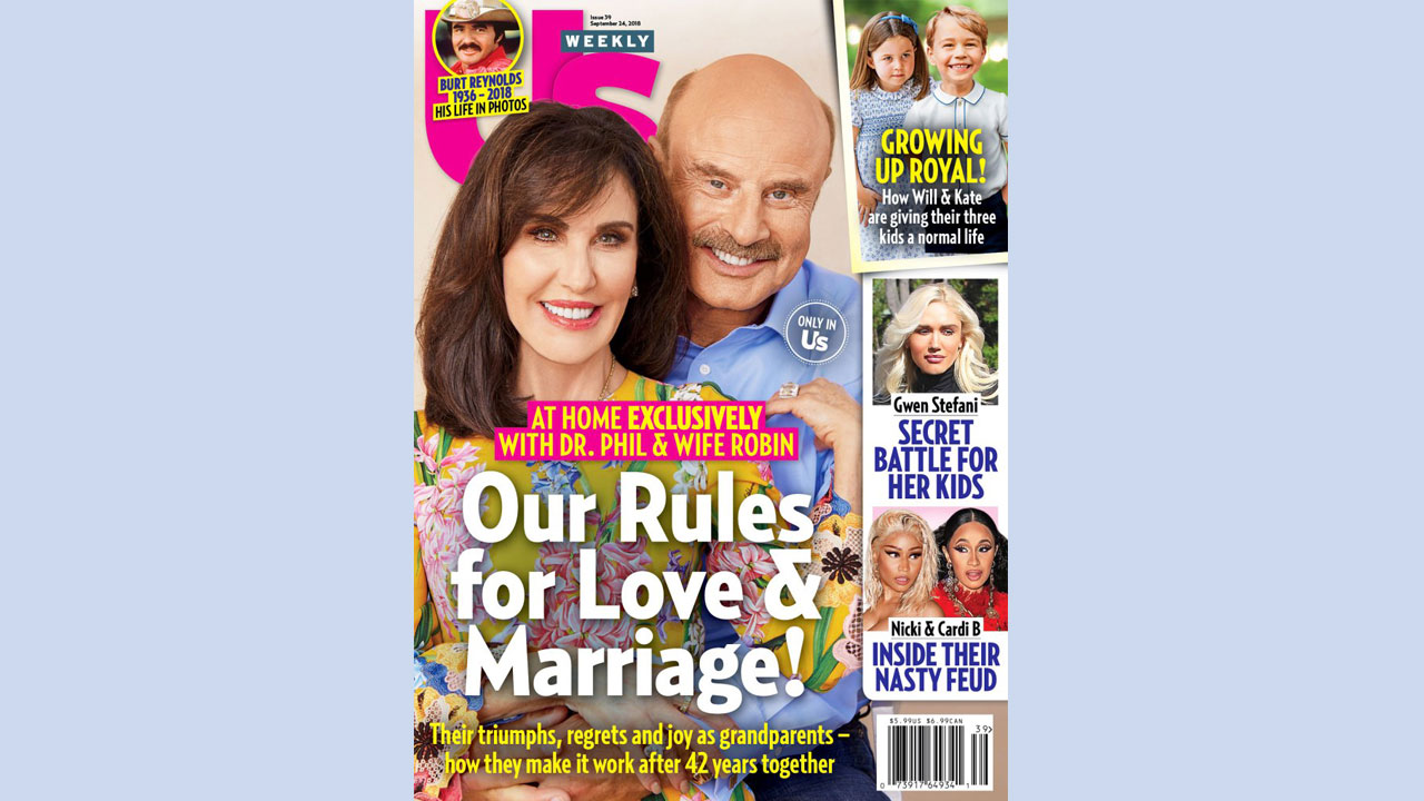 Dr. Phil And Robin's Tips For A Long And Happy Marriage
