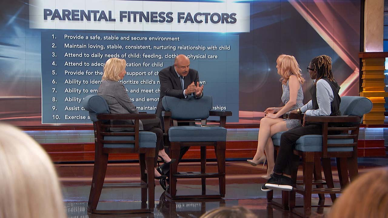 Why Dr. Phil Tells A Guest It's Her Responsibility To Get Along With Her Mother