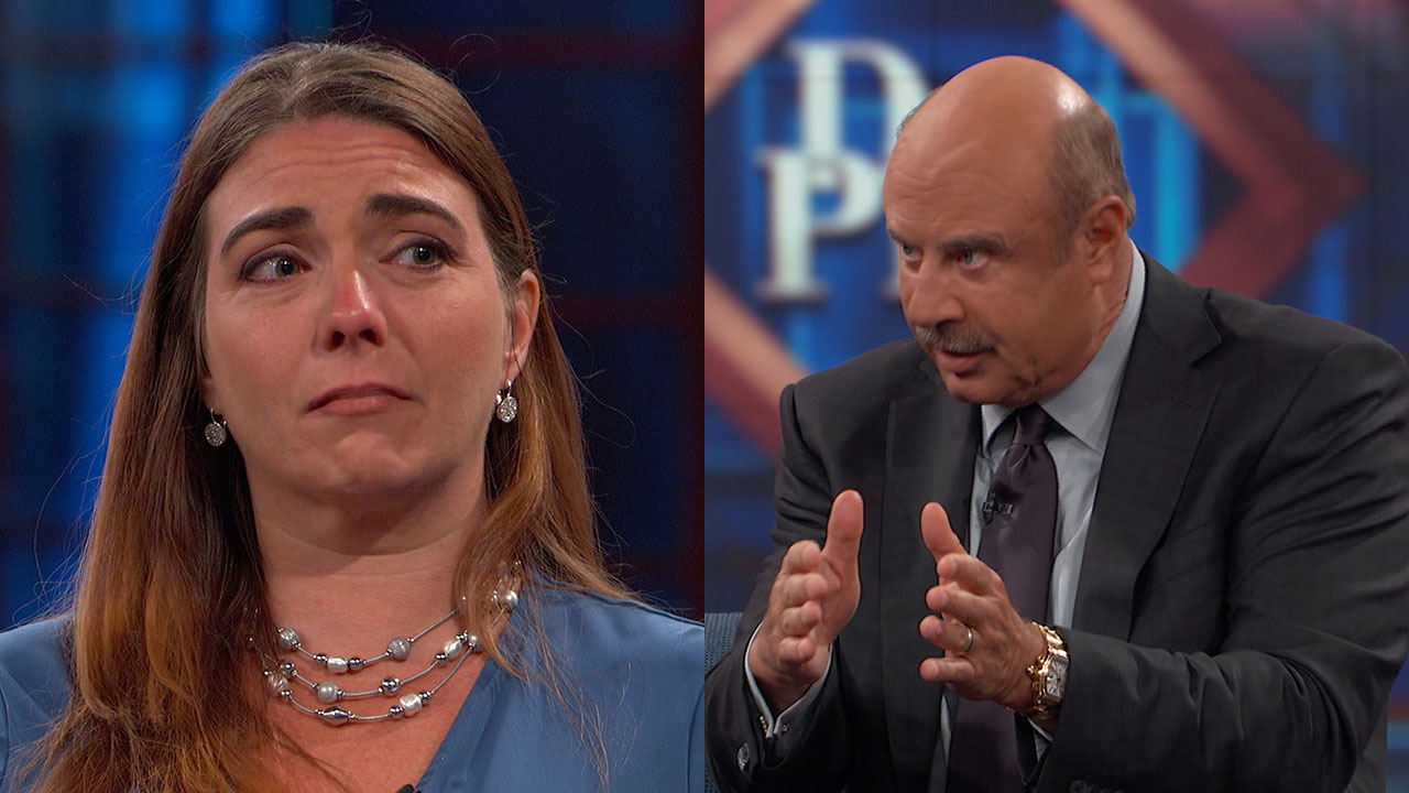 'I'm Interested In Saving Your Life,' Dr. Phil Tells Guest