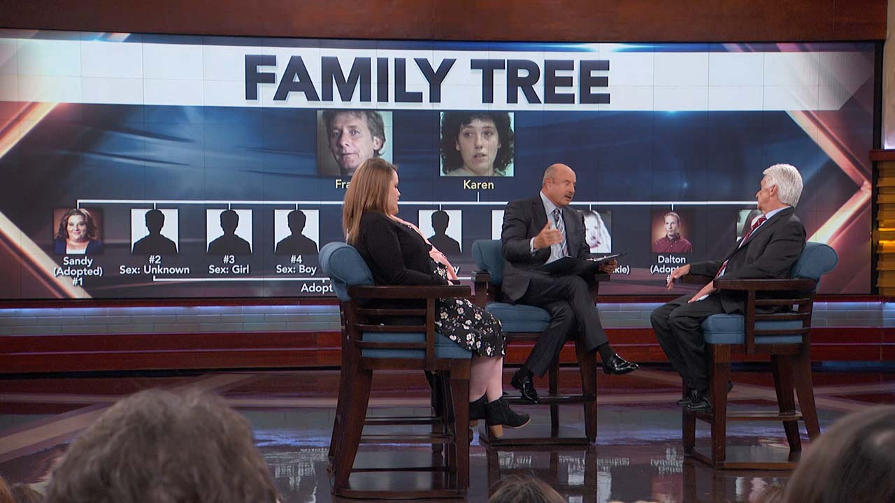 Dr. Phil To Guest: 'Are You Detecting A Pattern?'