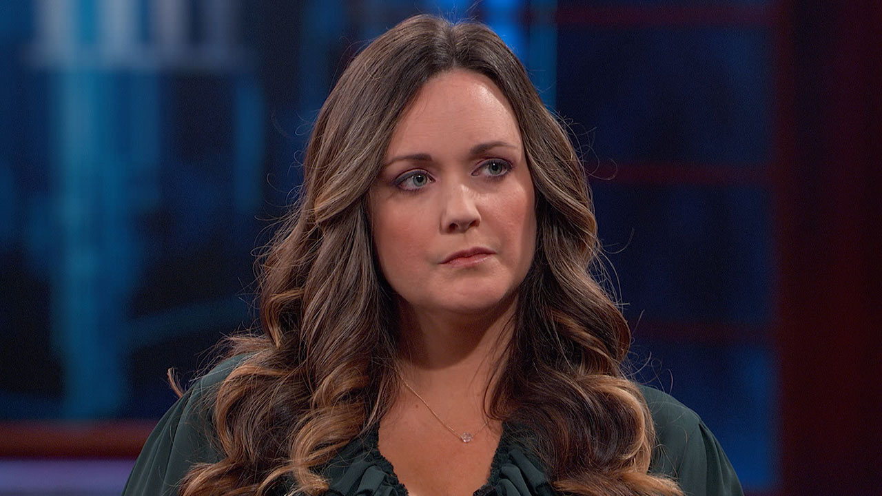 'Why Are You Waiting For Him To Tell You What You're Going To Do With Your Life?' Dr. Phil Asks Guest