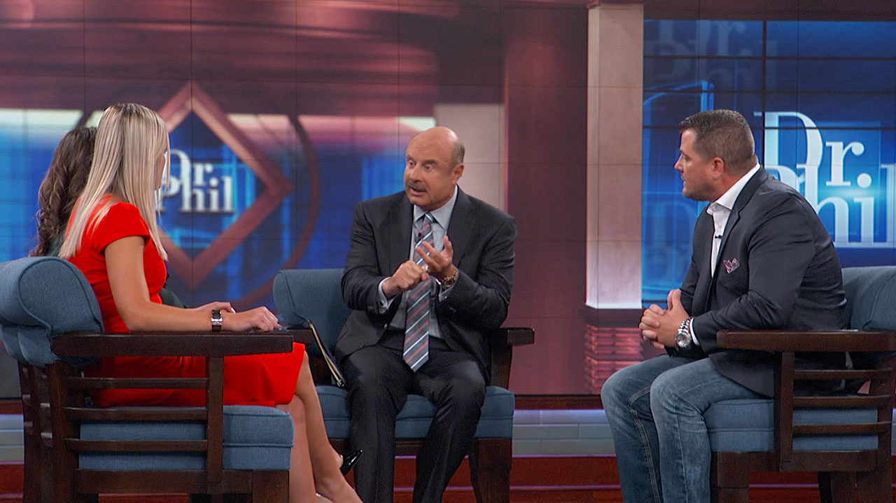 Dr. Phil Tells Guest It's Time She Decides What Her Life Is Going To Be And Not Let Her Soon-To-Be Ex Dictate To Her