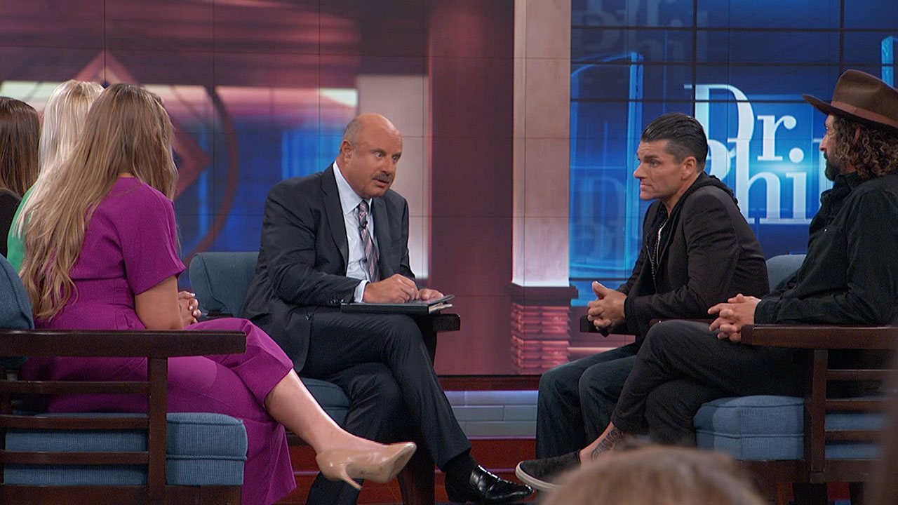 'You've Got People Littering Your Background And History Who Love You More Than You Deserve,' Dr. Phil Tells Guest
