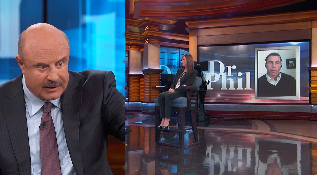 Dr. Phil To Woman Dating The Man Convicted Of Assaulting Their Baby: 'Does It Matter To You Whether He's Guilty Or Not?'