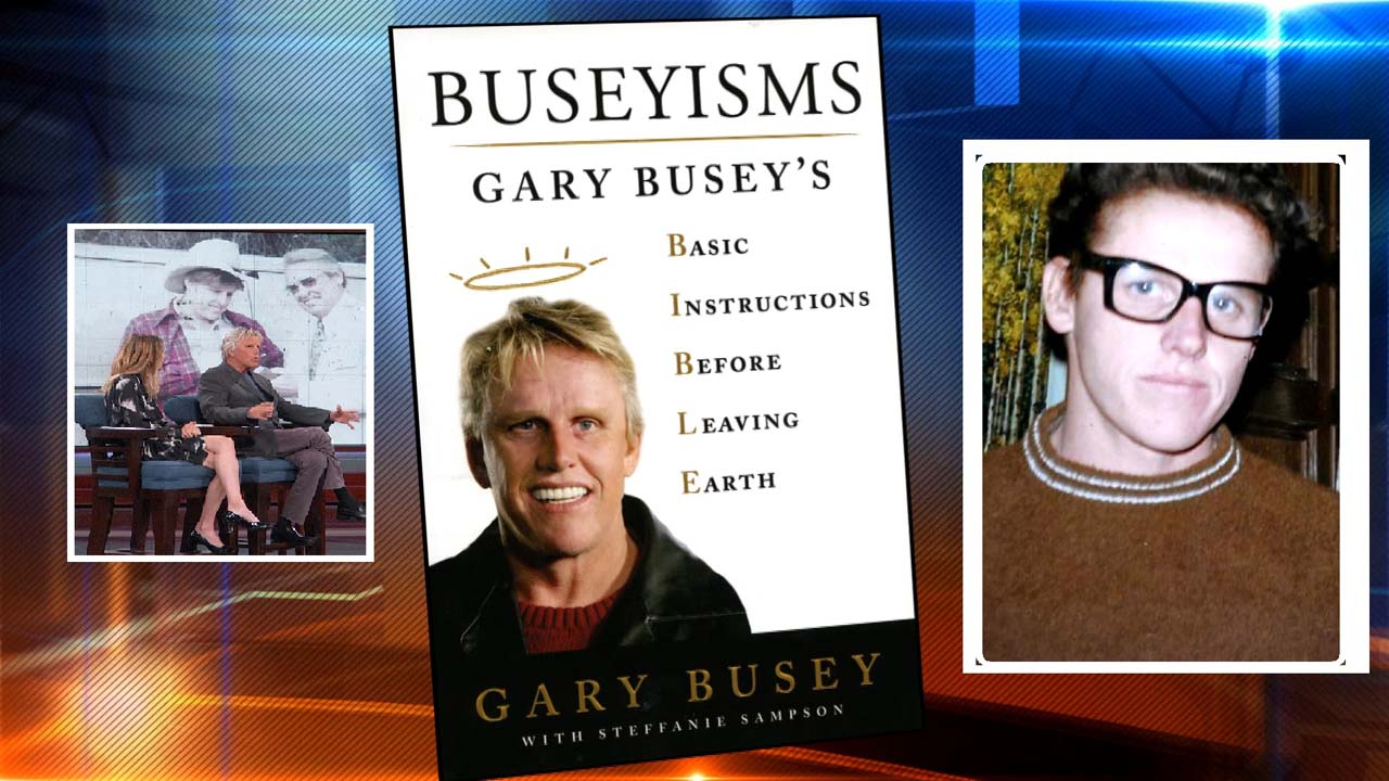 Actor Gary Busey On Relationship With His Father, 'Buseyisms' And Playing Iconic Musician Buddy Holly