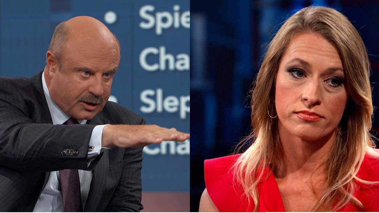 Why Dr. Phil Tells Guest: 'You Had An Opportunity And You Blew It'