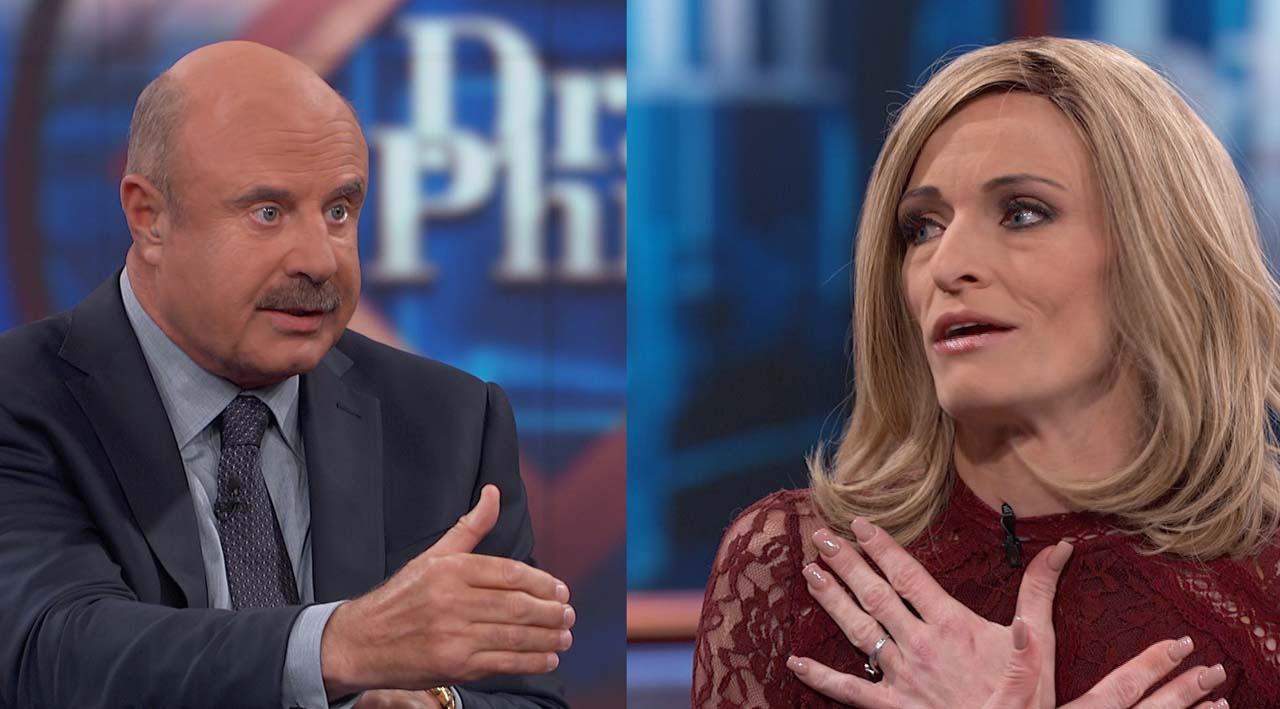 Dr. Phil To Guest: 'It's Not About You – It's About The Child