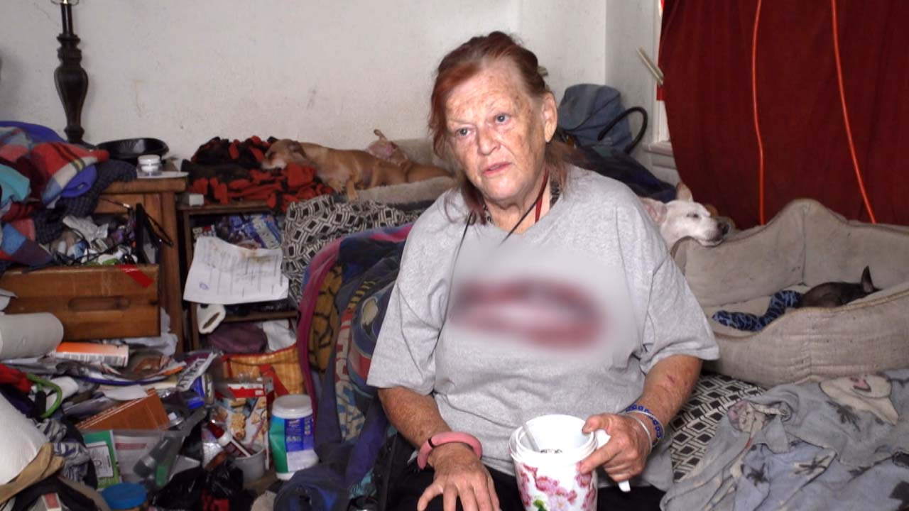 'I Am Appalled By The Way I'm Living,' Says Admitted Hoarder