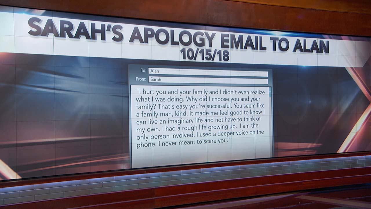Man Says The Woman Who Used His Identity To Catfish Others Has Apologized