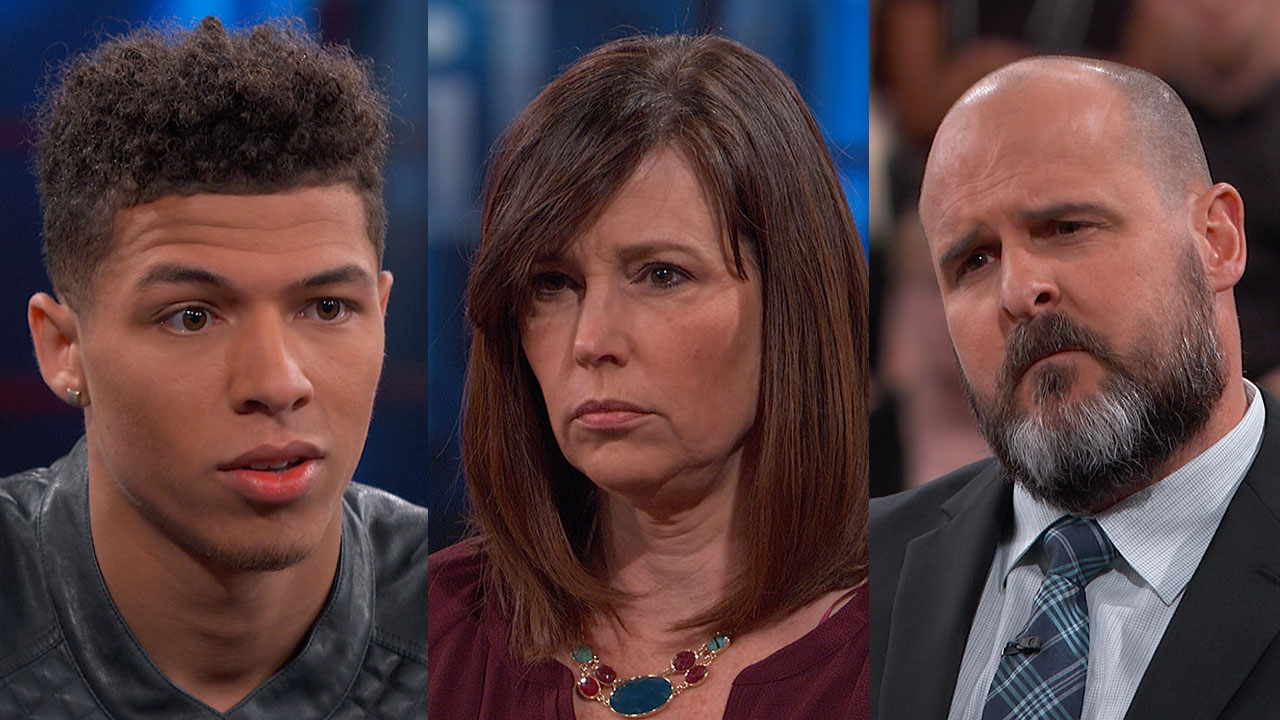 Young Man Who Admits He's Abused Girlfriend Apologizes To Her Parents
