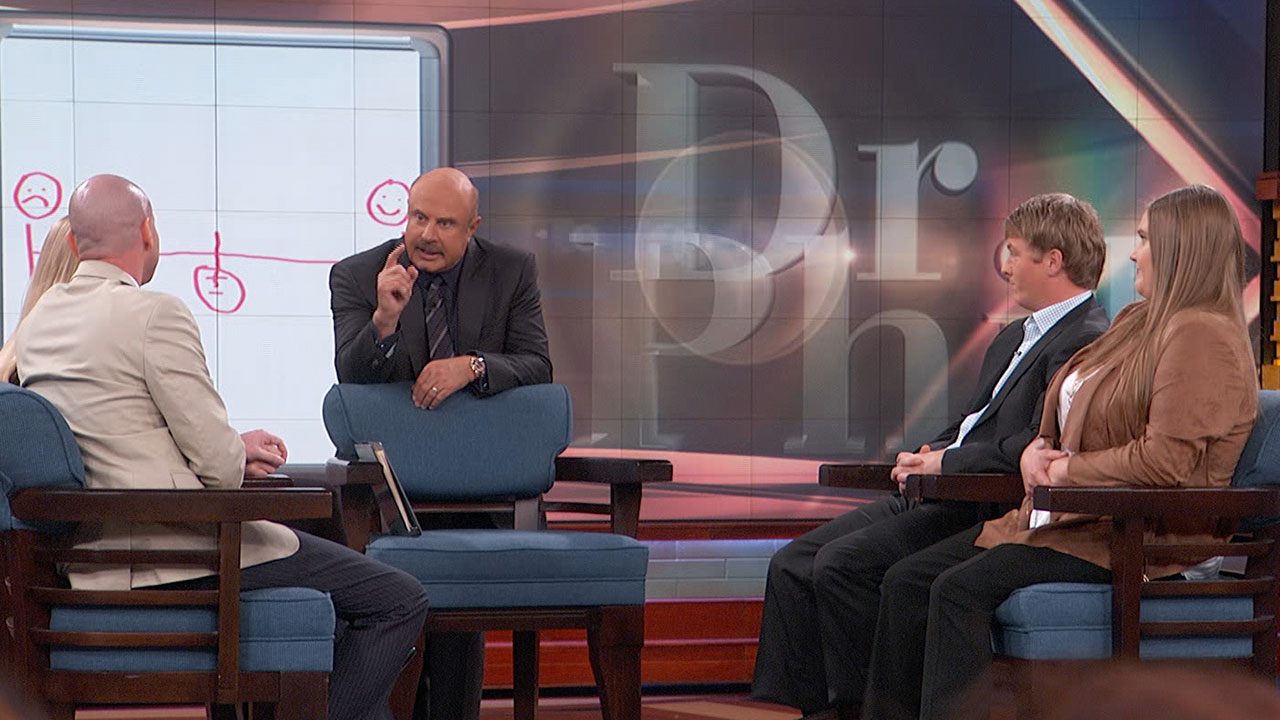 'The Prize Is Not The Possession Of The Child; The Prize Is The Progression Of The Child,' Dr. Phil Tells Exes At War