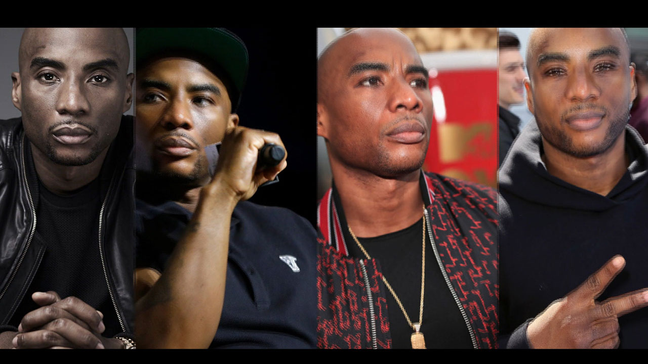 Charlamagne Tha God, Co-Host Of iHeartRadio's 'The Breakfast Club' And Best-Selling Author, Speaks With Dr. Phil