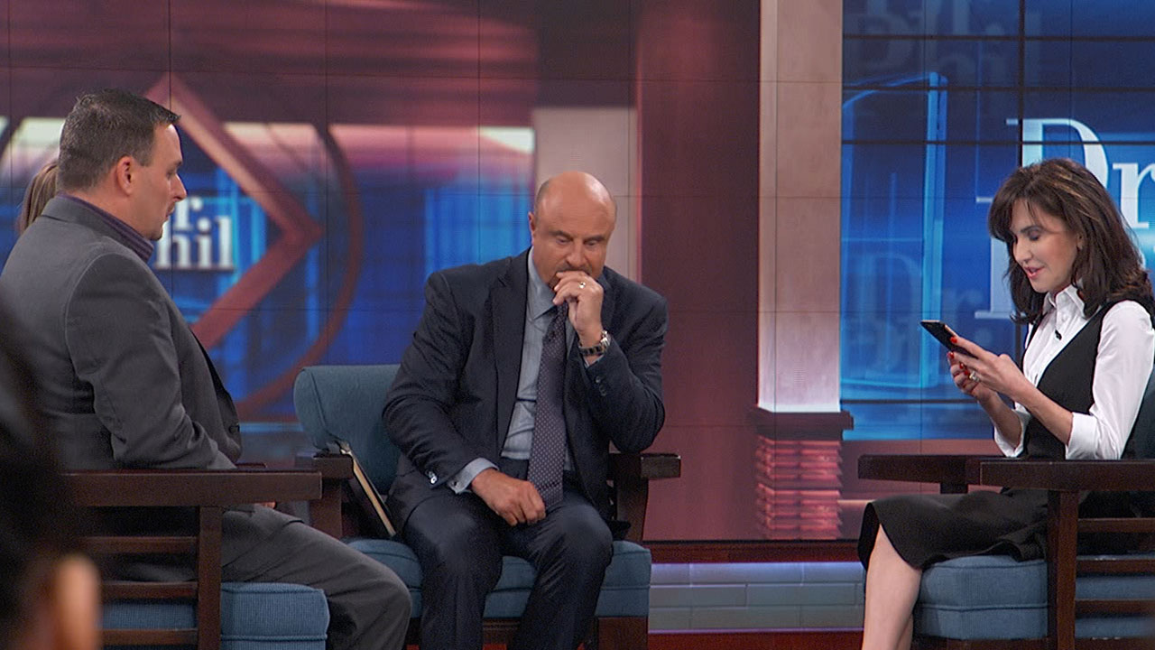 Dr. Phil Shares A Personal Story About Tragedy In The Hopes Of Inspiring Exes At Odds To Change Their Behavior