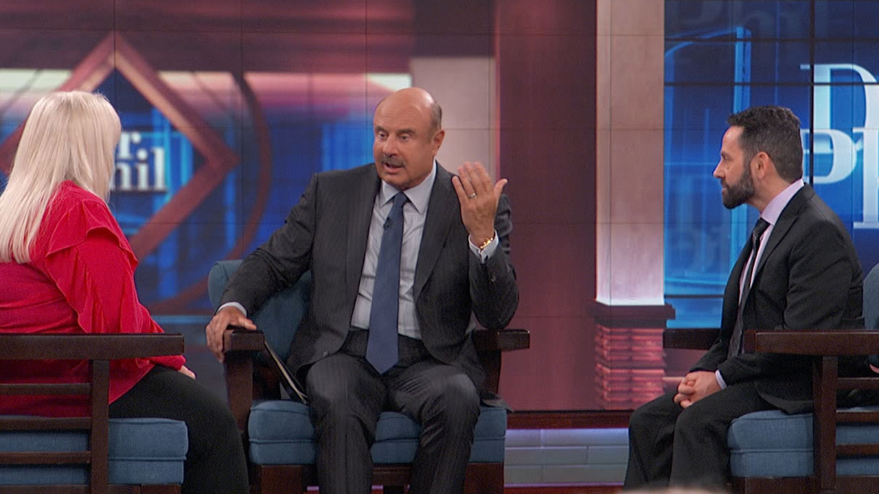 'You're Paralyzed By Anxiety, And You're Hiding Behind These Cats,' Dr. Phil Says To Woman With 15 Felines
