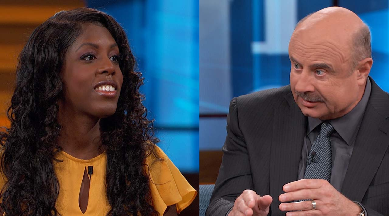 Dr. Phil To Woman Whose Fiancé Abandoned Her On Their Wedding Day: 'You Are Grieving The Man You Wish He Was, Not The Man He Is'