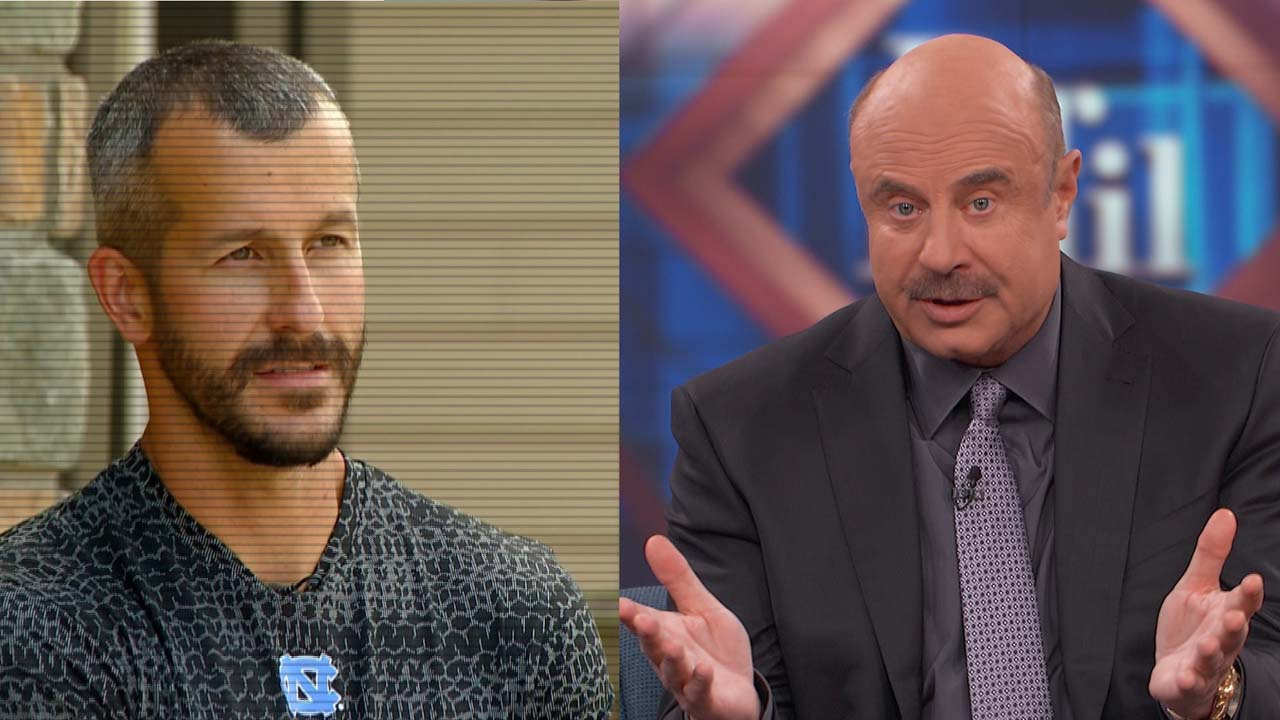 Dr. Phil On Confessed Killer Chris Watts: 'He Started Making Really Dumb Mistakes Really Early'