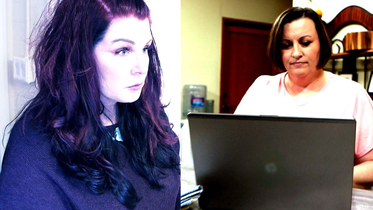 Woman Claims She's Being Cyberstalked By Someone She Banned From Online Support Group