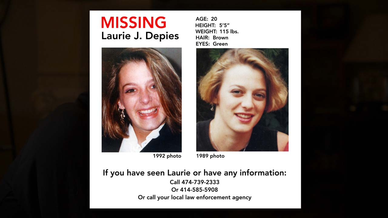 Who Laurie Depies's Best Friend Says She Thinks May Have Been Involved In The 20-Year-Old's 1992 Disappearance