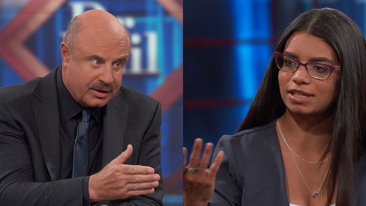 Dr. Phil Challenges 24-Year-Old Who Claims She's The Reincarnation Of Pocahontas