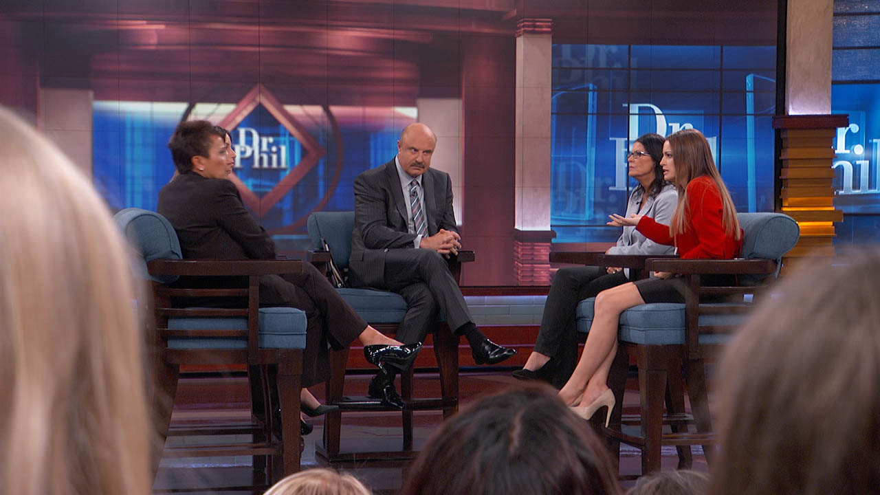 Dr. Phil To Guests: 'Court Is Where You Go To Dispute; What I'm Talking About Is Where You Go To Come Together'