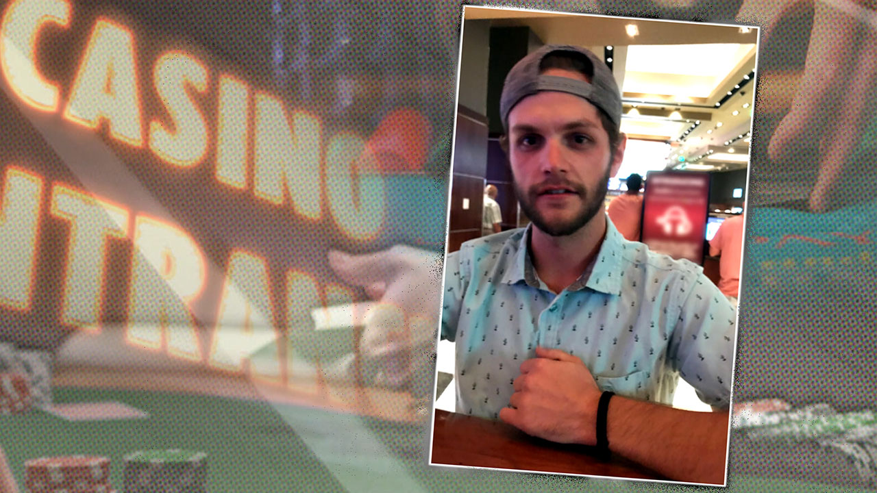 25-Year-Old Admits His Gambling Is 'Completely Out Of Control'