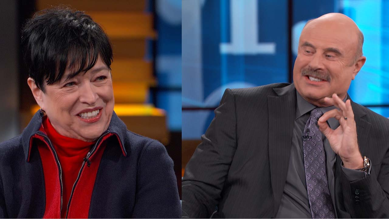 How Actor Kathy Bates Says Watching 'Dr. Phil' Helps Her With Character Development