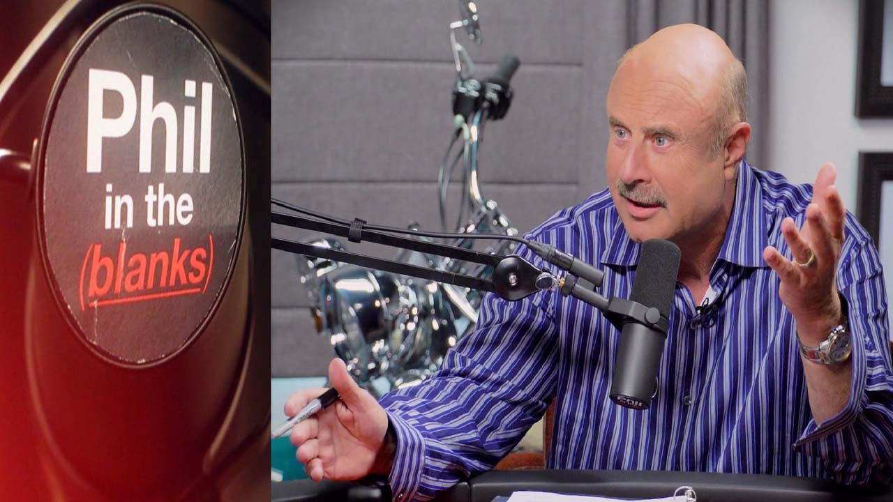 New Podcast To Feature 'People Who Are Making A Difference In This World,' Says Dr. Phil