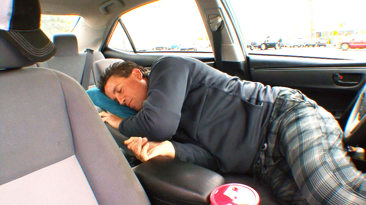 'I Call It Urban Camping,' Says Man Living In His Car
