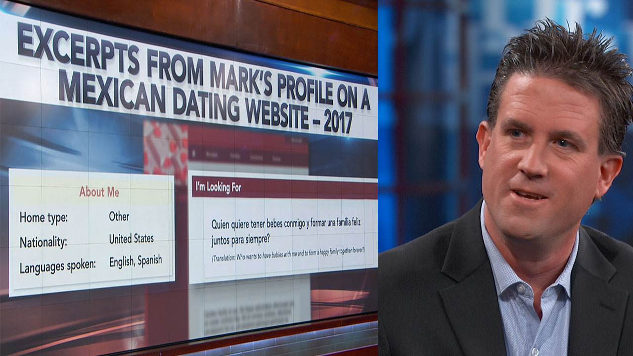 Man Living In Car Says He's Looking For Love On Many Dating Websites