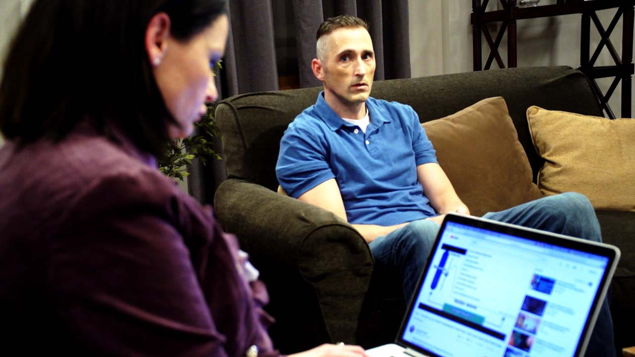 'My Wife Is Paranoid,' Says Man Whose Wife Claims She's Being Stalked By 'Electronic Harassers'