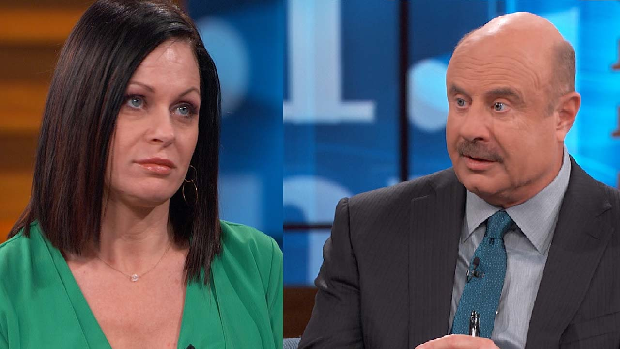 'What I Want To Do Now Is Appeal To Your Logic,' Says Dr. Phil To Guest Who Claims Electronic Stalkers Are Causing Her To See Aliens