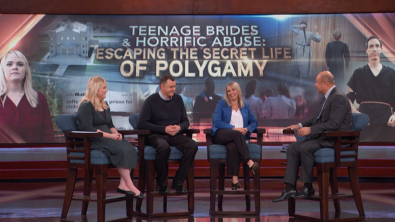 Two Former FLDS Members Say They Were Given A Second Chance At Life Because Of One Woman